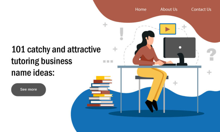 tutoring business name ideas | tutoring business names | catchy tutoring business names | cute tutoring business names | creative tutoring business names |
