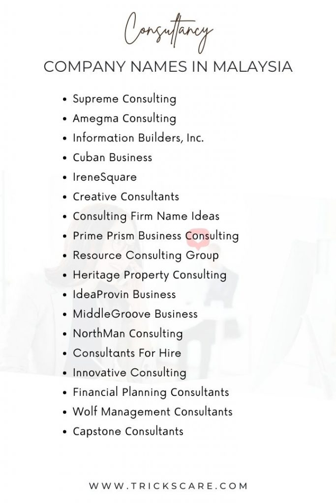 Consulting Business Nаmes
