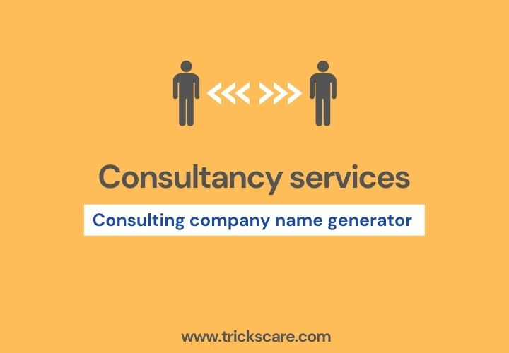 Consulting-business-names-generator