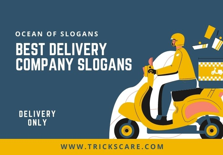 Delivery Company Slogans