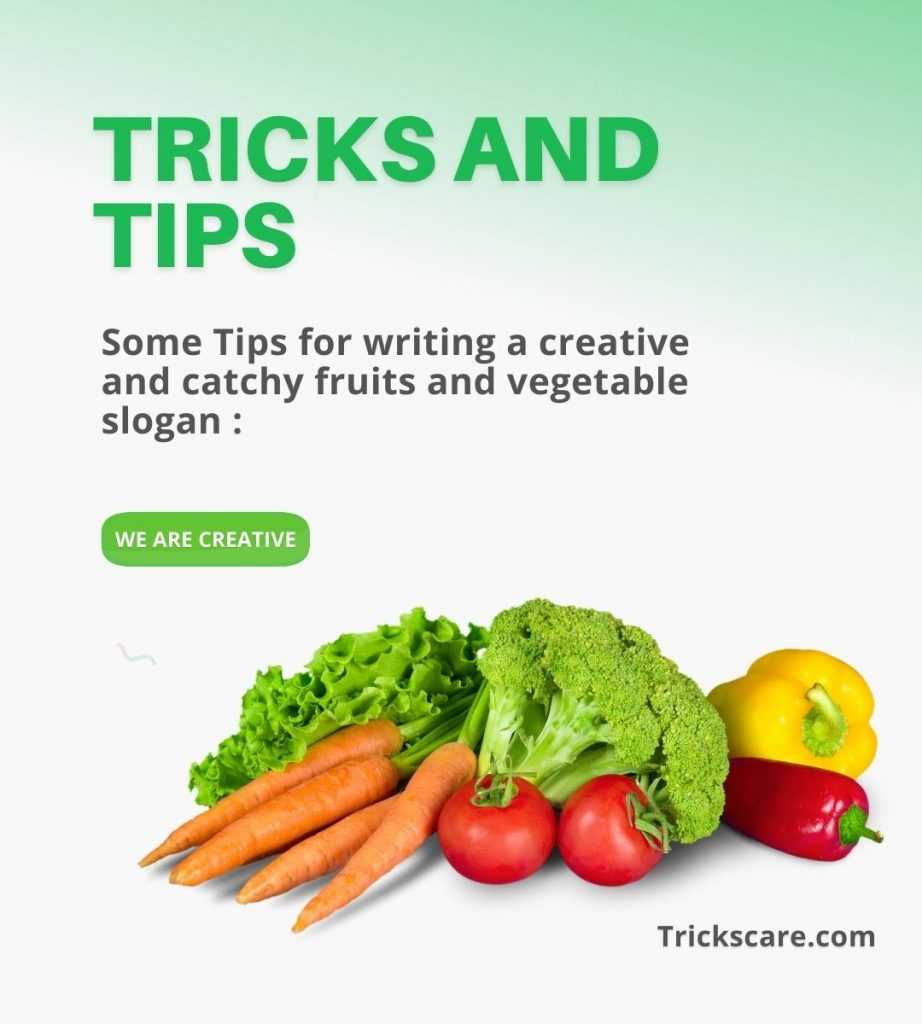 Tricks-and-tips-for-vegetables-business-slogans