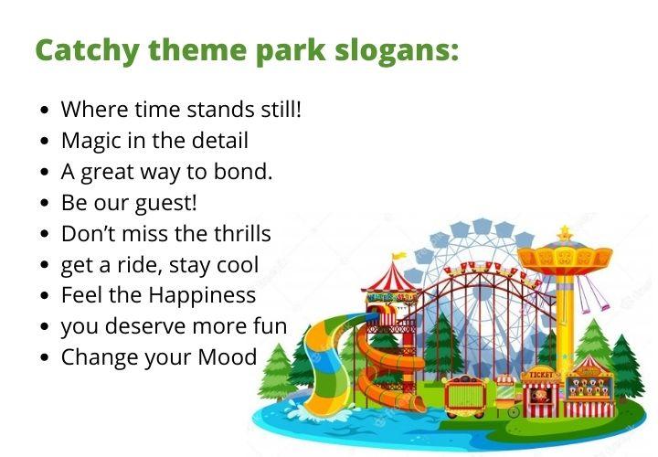 national park slogans